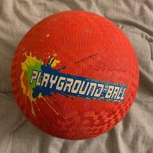 "Kick Ball/Bouncy Ball 10"""